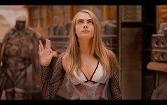 ВИДЕО: финальный трейлер фильма Валериан и город тысячи планет