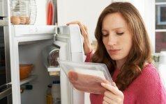 Netinkamai apdorotas maistas gali baigtis mirtimi
