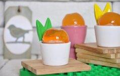 Smagiam Velykų rytui – kitokie kiaušiniai (tinka ir alergiškiems)