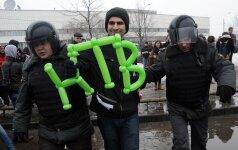 """Z """"RTR Planeta"""" i """"NTV Mir Lithuania"""" zdjęto sankcje"""