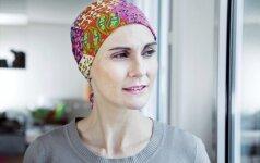 Klastinga onkologinė liga Linos gyvenimą pavertė košmaru