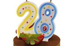 Свечи на праздничном торте – вредная традиция