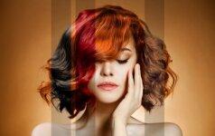 M. Žuravliovos patarimai ieškančioms naujos plaukų spalvos FOTO