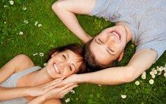 Santykių ekspertai: tai viena iš auksinių darnių santykių taisyklių