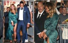 Beyonce stilistai susimovė - norėjo sugudrauti, o prašovė