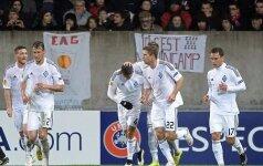 Лига чемпионов: Астана и Динамо победили с одинаковым счетом 3:1