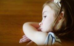 10 požymių, kad vaikas patiria stresą
