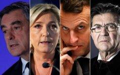 Во Франции закрылись большинство избирательных участков