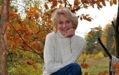 75 m. jubiliejų mininti aktorė Doloresa Kazragytė: mano kančios dėl grožio