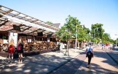 Проблемы ресторанов Паланги — не только плохая погода
