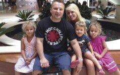 Darius Kasparaitis: auginti vaikus sunkiau, negu iškovoti auksą