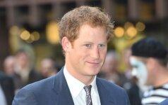 Princas Harry'is: motinos mirtis paveikė ne tik mano asmeninį gyvenimą