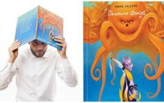 """Konkurse """"Mažasis išdaigininkas"""" laimėkite naująją R.Valeikio knygą vaikams"""