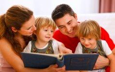 Apie rudens istorinius įvykius – su vaikais