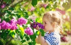 Klausiame gydytojos: kuo ypatingi pavasarį gimę vaikai
