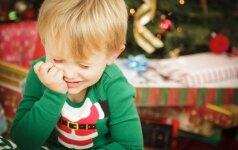 5 klaidos, kurias darome pirkdami dovanas vaikams