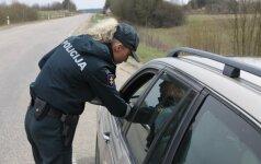 За нарушение ПДД женщина-водитель была лишена прав