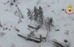 На отель в Италии сошла лавина: много погибших