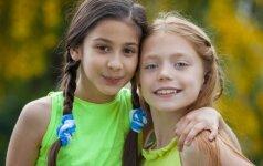 Artėjant rudeniui ragina tėvus suklusti dėl vaikų sveikatos