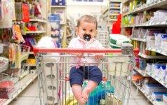 Parduotuvėje šoką patyrusi mama: ko tas vyras norėjo iš mano vaiko?
