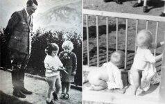 """""""Vaikų fabrikai"""": kaip nacistai augino grynakraujus arijus"""
