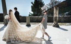 Vedybų planuotoja apie vestuves Italijoje, stereotipus ir lietuvių norus