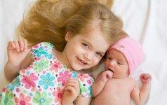 10 patarimų, kaip išrinkti vaikui tinkamiausią vardą