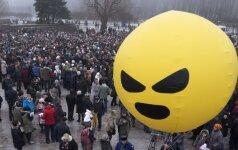 Марсово поле в Петербурге исключили из перечня городских гайд-парков