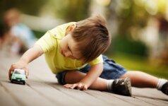Kaip atskirti kokybišką žaislą vaikui nuo tokio, kuris gali būti netgi pavojingas