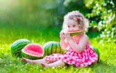 Gydytoja rekomenduoja: nuo alergijų vaikus apsaugos trys mitybos taisyklės