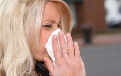 Nėščioji peršalo: kaip gydytis, nekenkiant sau ir būsimam vaikučiui