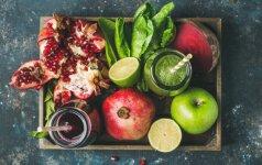 Dietologė atvirai - apie veganinę ir vegetarinę mitybą