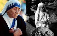 Moteris, sukrėtusi pasaulį: motina Teresė - šventoji ar šykšti milijonierė?