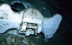В Тихом океане найден потопленный в 1945 году американский крейсер