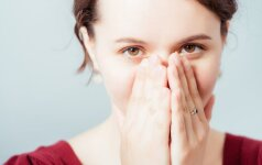 Viktorija: po psichologo žodžių atsivėrė akys