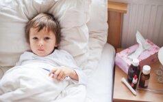 Liga, kurią buvome bebaigią užmiršti, vėl grasina vaikams: svarbu žinoti
