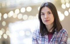 Aktorė Paulina Puślednik: man patinka slėptis už vaidmens, peržengti save vis labiau ir labiau