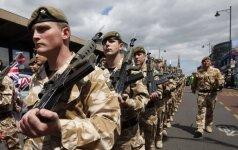 В Великобритании создадут батальоны НАТО для противодействия России
