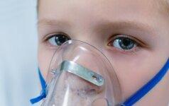 Neišgydoma liga, kuria vaikai serga 3 kartus dažniau, negu suaugusieji