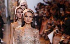 5 grožio tendencijos iš Paryžiaus aukštosios mados savaitės, kurias galima pritaikyti jau dabar