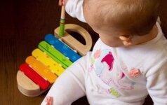 Patarimai, kaip tėvai gali paskatinti vaiko kalbos raidą