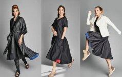 """Viena suknelė 5 įvaizdžiai pagal """"Moteris by Julia Janus"""""""