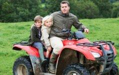 Kokio amžiaus vaikui labiausiai reikia, kad tėtis būtų šalia