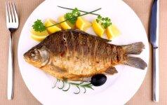 Svarbi informacija apie žuvį
