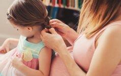 Kodėl vaikams nereikia idealių tėvų: interviu su pedagoge