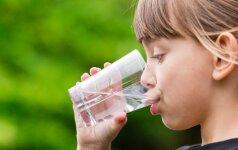 Inkstų ligos ir vaikai: neleiskime vaikams sirgti