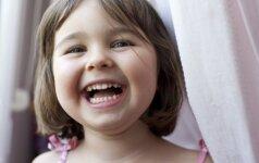 Močiutės laiškas apie mažo vaiko begalinę meilę