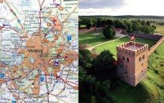 Idėja savaitgaliui: 5 įdomūs maršrutai po Vilniaus apylinkes