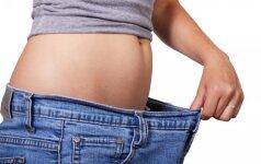 Norinčioms sulieknėti: deginti kūno riebalus padės soliariumas