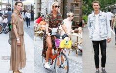 Savaitgalio aprangos idėjos iš stilingų vilniečių (FOTO)